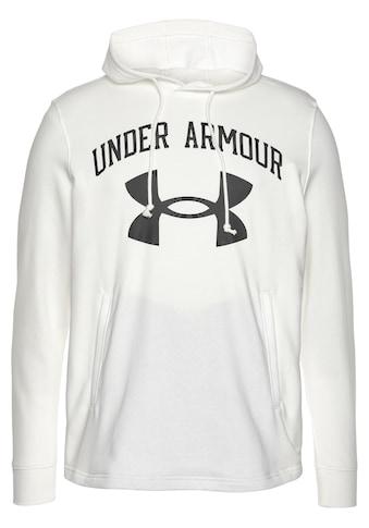 Under Armour® Kapuzensweatshirt »UA RIVAL TERRY BIG LOGO HD« kaufen