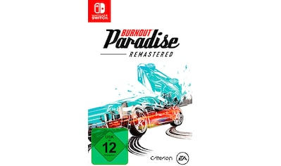 Burnout Paradise Remastered Nintendo Switch kaufen
