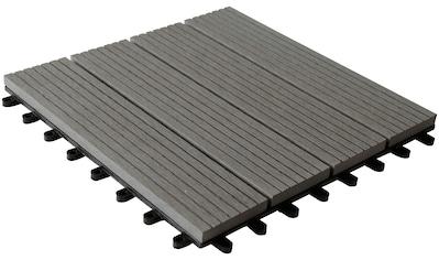 WOLFF FINNHAUS Fußboden für Gartenhäuser für Gartenhaus »Trend D« kaufen