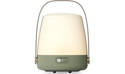 kooduu LED Tischleuchte »Lite-up«, LED-Board, Warmweiß, dimmbar, Holzgriff, spritzwassergeschützt kaufen