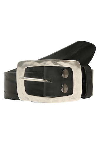RETTUNGSRING by showroom 019° Ledergürtel, mit klassischer Koppelschließe kaufen