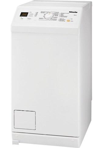 Miele Waschmaschine Toplader »WW670 WPM«, WW670 WPM, 6 kg, 1300 U/min kaufen