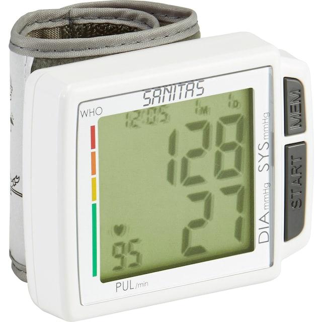 Sanitas Blutdruckmessgerät SBC 41