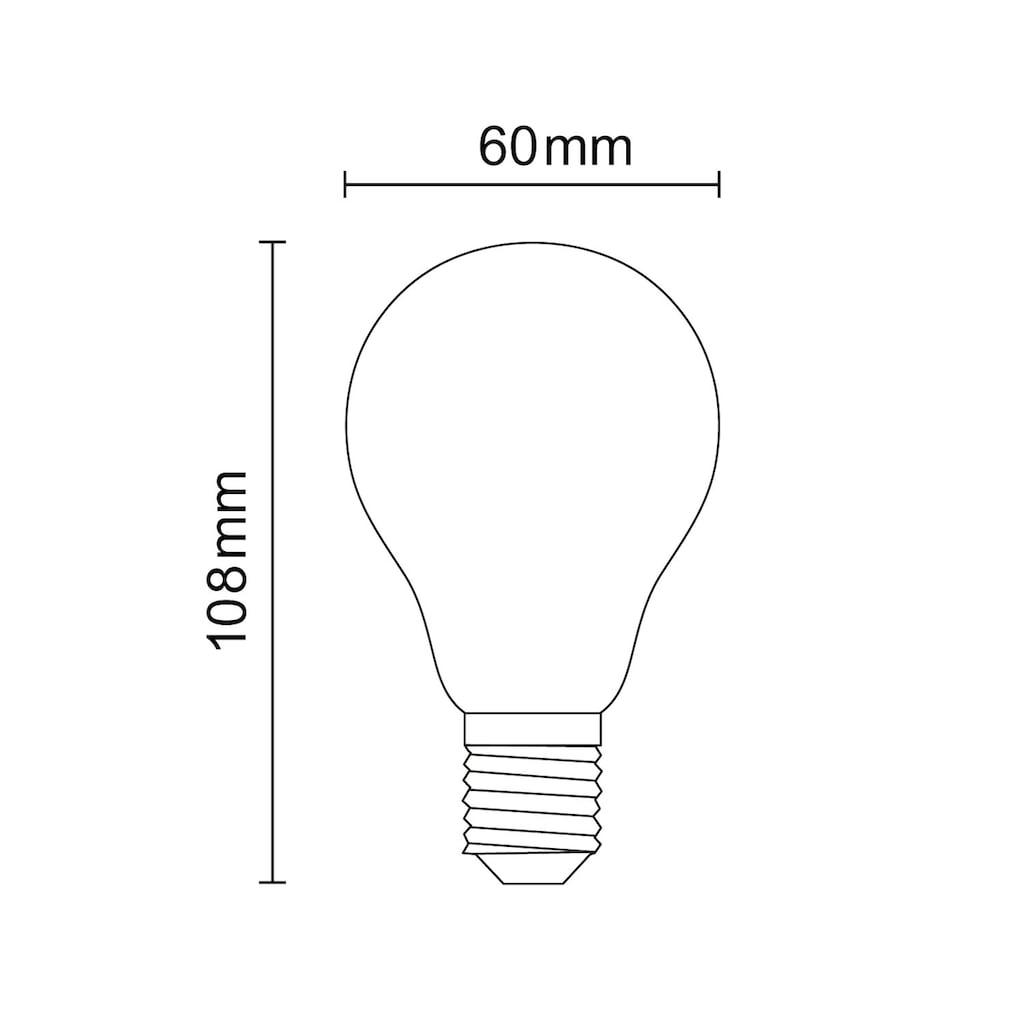 INNOVATE LED-Birne E27 mit robuster Verarbeitung