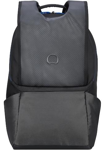 Delsey Laptoprucksack »Montgallet, 2 Fächer, 15,6 Zoll« kaufen