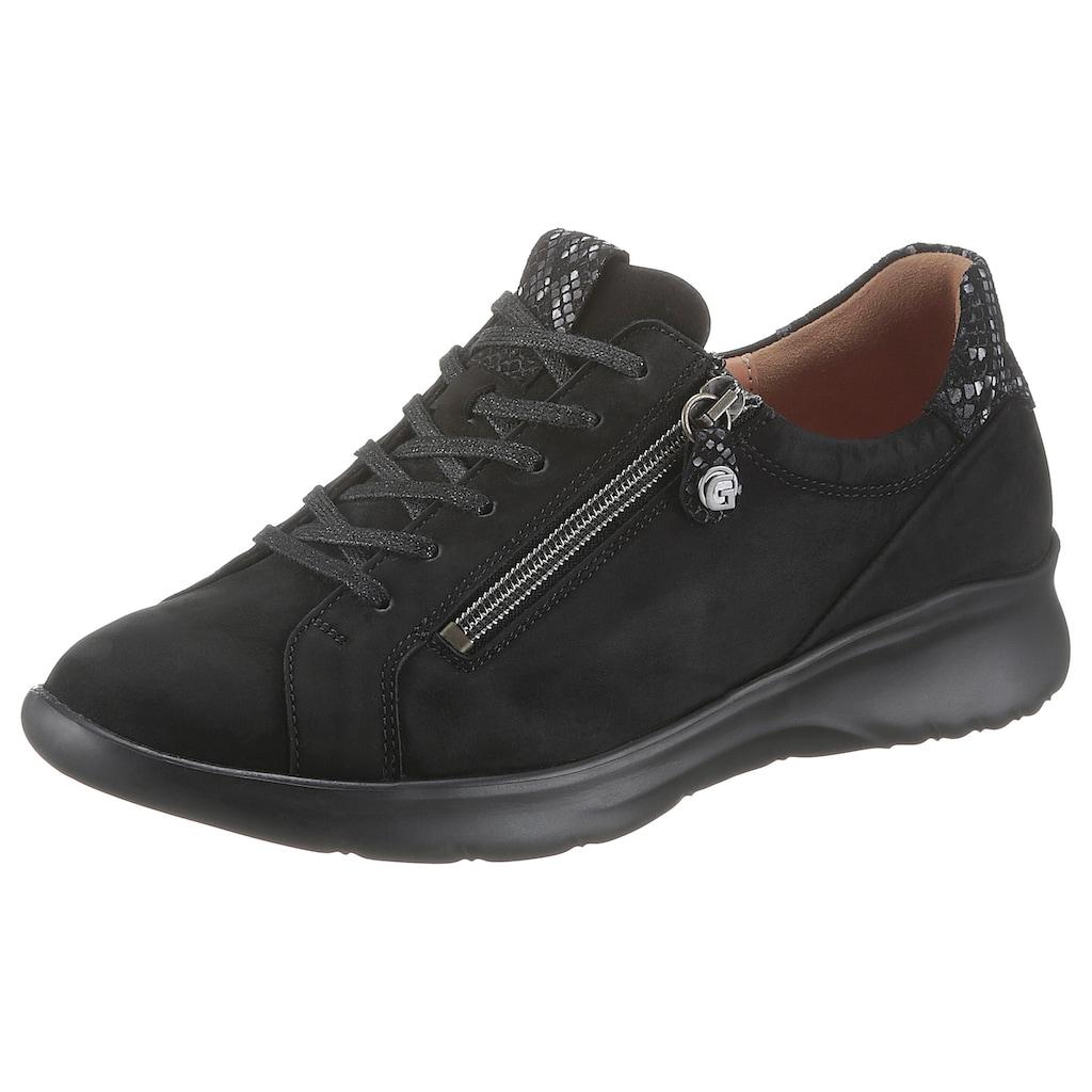 Ganter Sneaker »HERIETH«, in Komfortweite H (=weit)