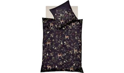 fleuresse Wendebettwäsche »Bed Art 4121«, nächtlicher Ausflug kaufen