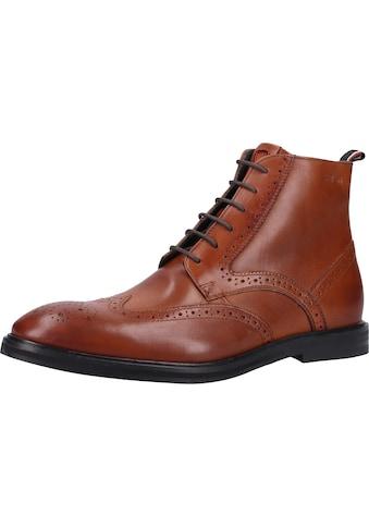 Strellson Schnürstiefelette »Leder« kaufen