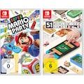 Nintendo Switch Spiel »Super Mario Party + 51 Worldwide Games«, Nintendo Switch