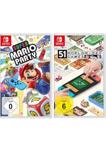 Super Mario Party + 51 Worldwide Games Nintendo Switch kaufen