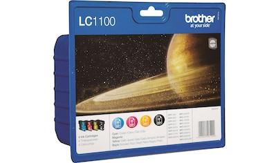 Brother »LC1100 TINTE VALUEPACK« Tintenpatrone kaufen