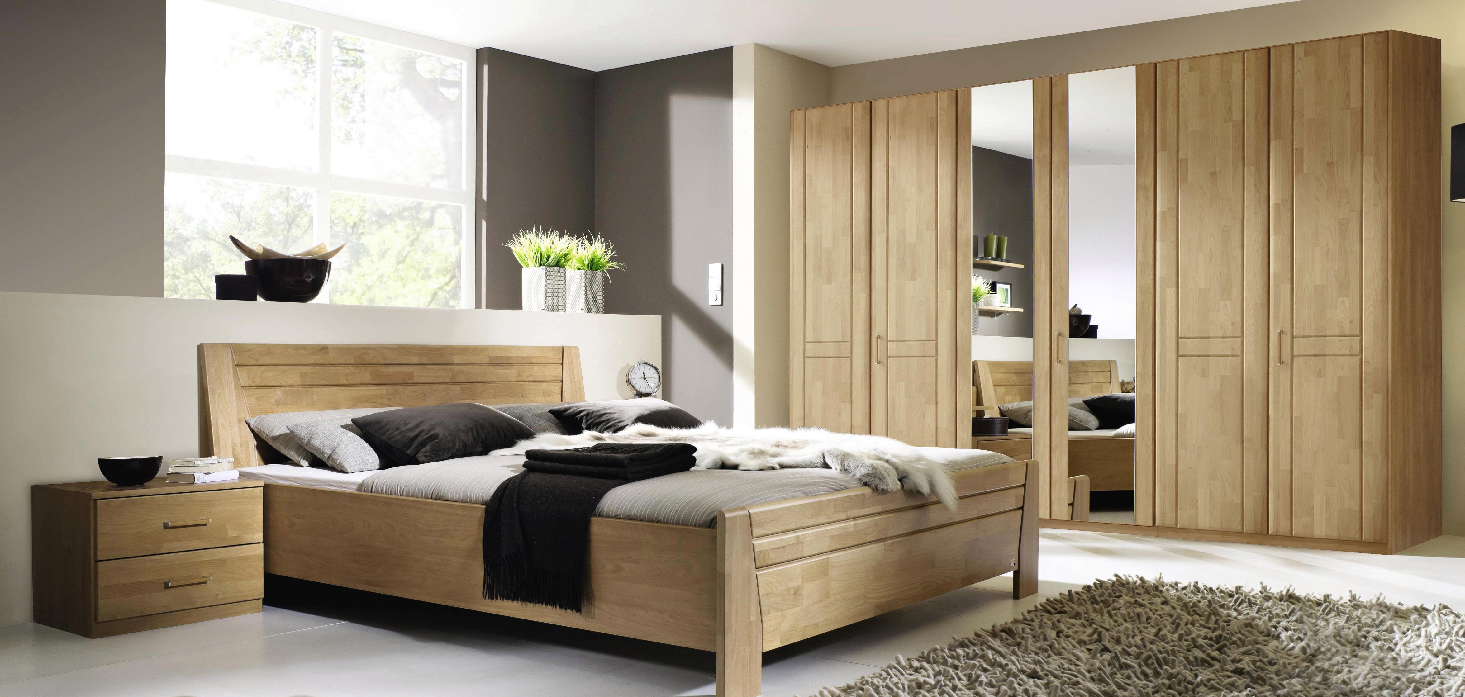 rauch Schlafzimmer-Set (Set 4-tlg)