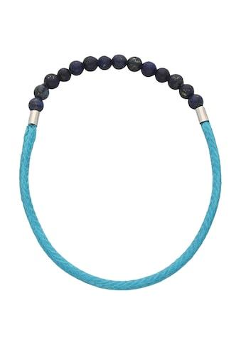 Smart Jewel Armband »synthetische Steine an Textilband« kaufen