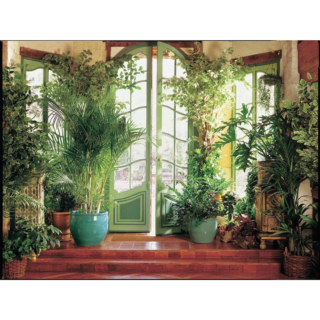 Papermoon Fototapete »Larit Jardin«