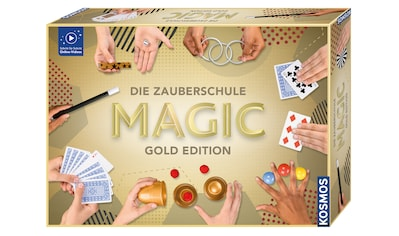 """Kosmos Zauberkasten """"Die Zauberschule Magic Gold Edition"""" kaufen"""