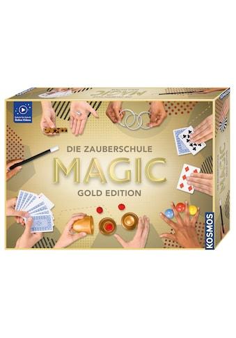 Kosmos Zauberkasten »Die Zauberschule Magic Gold Edition« kaufen