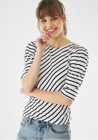 Mexx T-Shirt, mit modischen Puff-Ärmeln kaufen