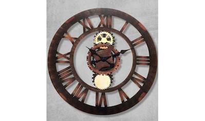 Schneider Wanduhr, rund, Ø 60 cm, römische Ziffern kaufen