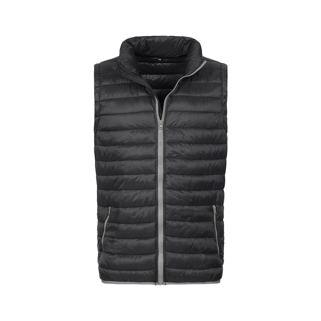 Stedman Steppweste »Outdoor Vest«, in sportlichem Design