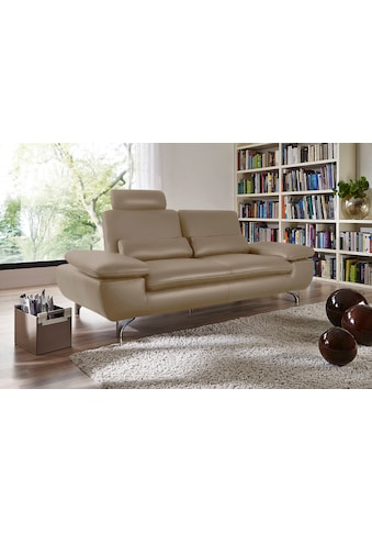 W.SCHILLIG 2,5-Sitzer »miles«, inklusive Sitztiefenverstellung, wahlweise mit... kaufen