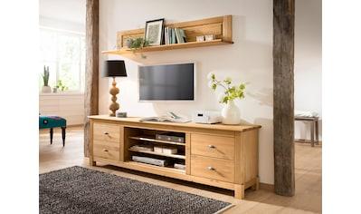 Home affaire Lowboard »Rauna«, Fernsehtisch Breite 200 cm kaufen