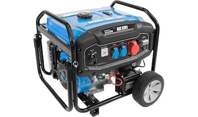 Güde Stromerzeuger »GSE 6701«, 2 x Schuko 230 V/50 Hz, 1 x Schuko 400V/50Hz kaufen