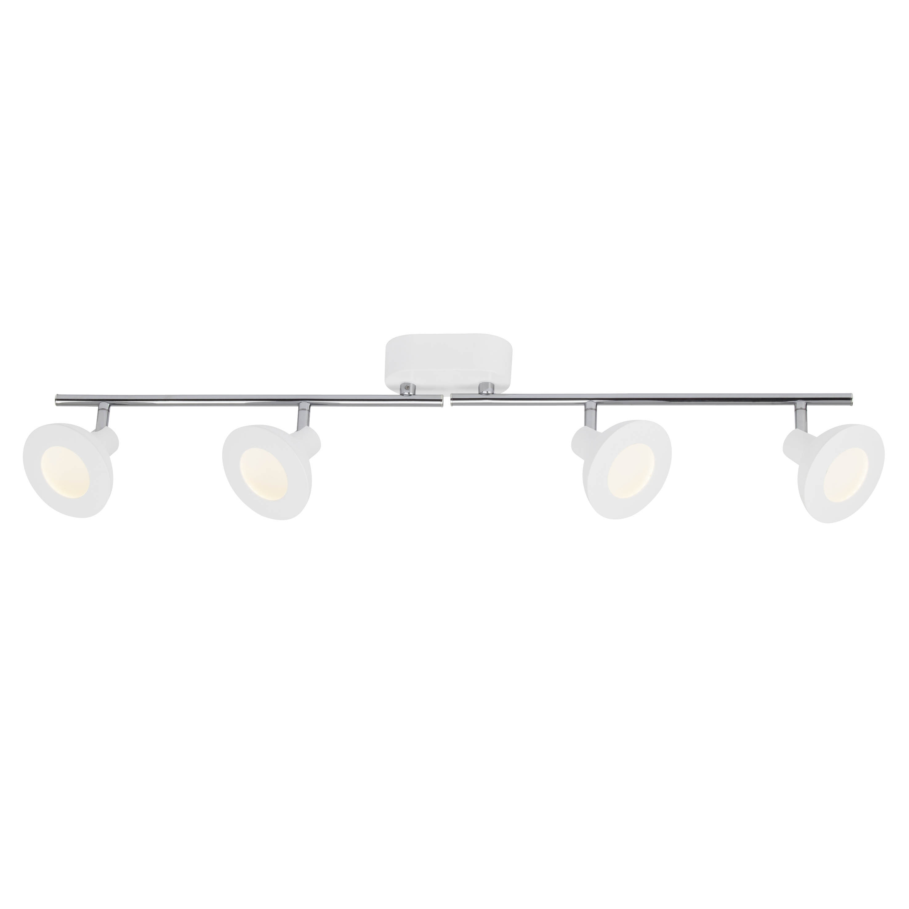 AEG Titania LED Spotrohr 4flg weiÃY/chrom