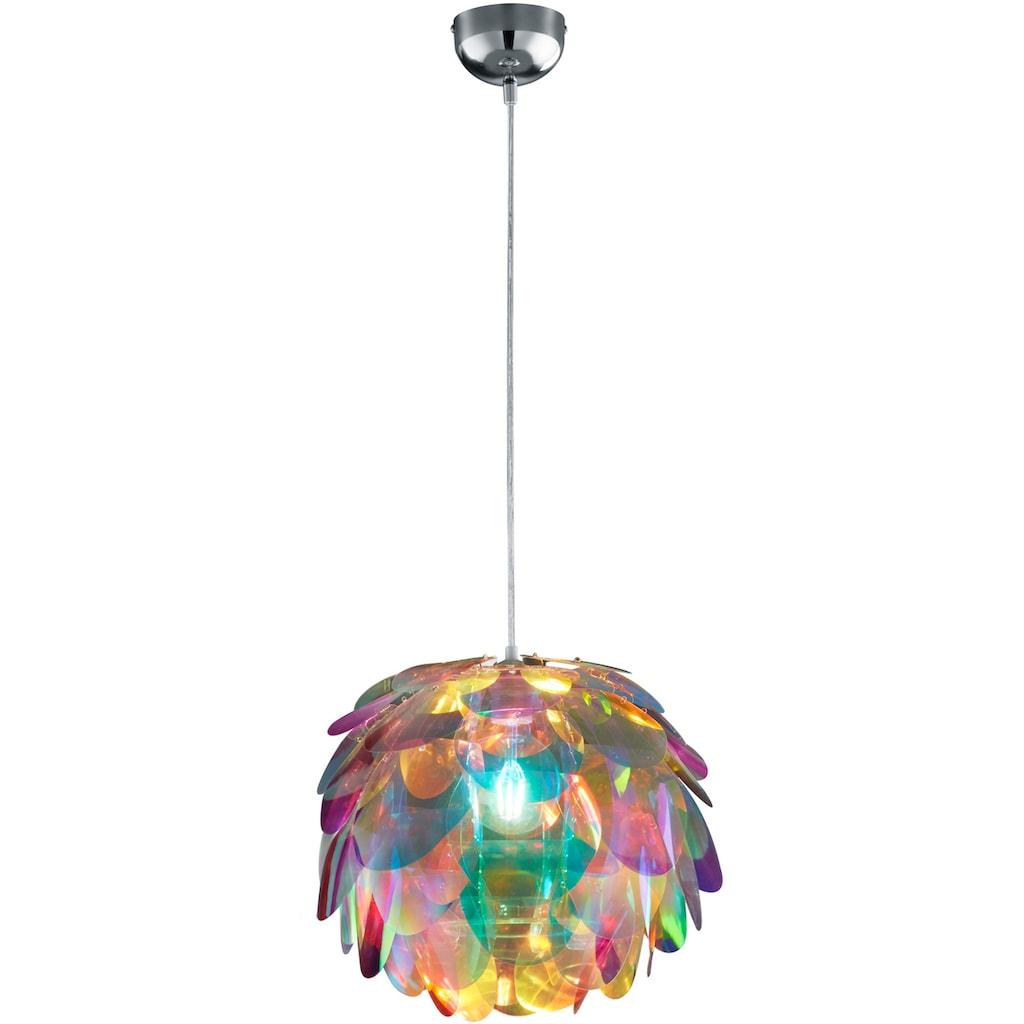 TRIO Leuchten Pendelleuchte »CLOVER«, E27, Hängeleuchte, Hängelampe