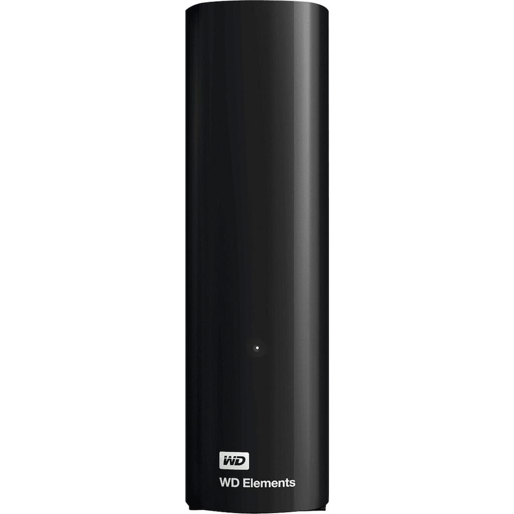 WD externe HDD-Festplatte »Elements Desktop«