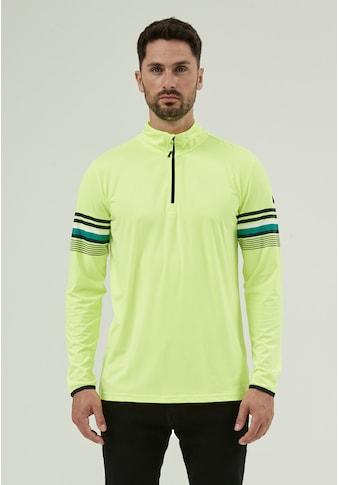 WHISTLER Sweatshirt »Tefei«, aus atmungsaktivem Material kaufen