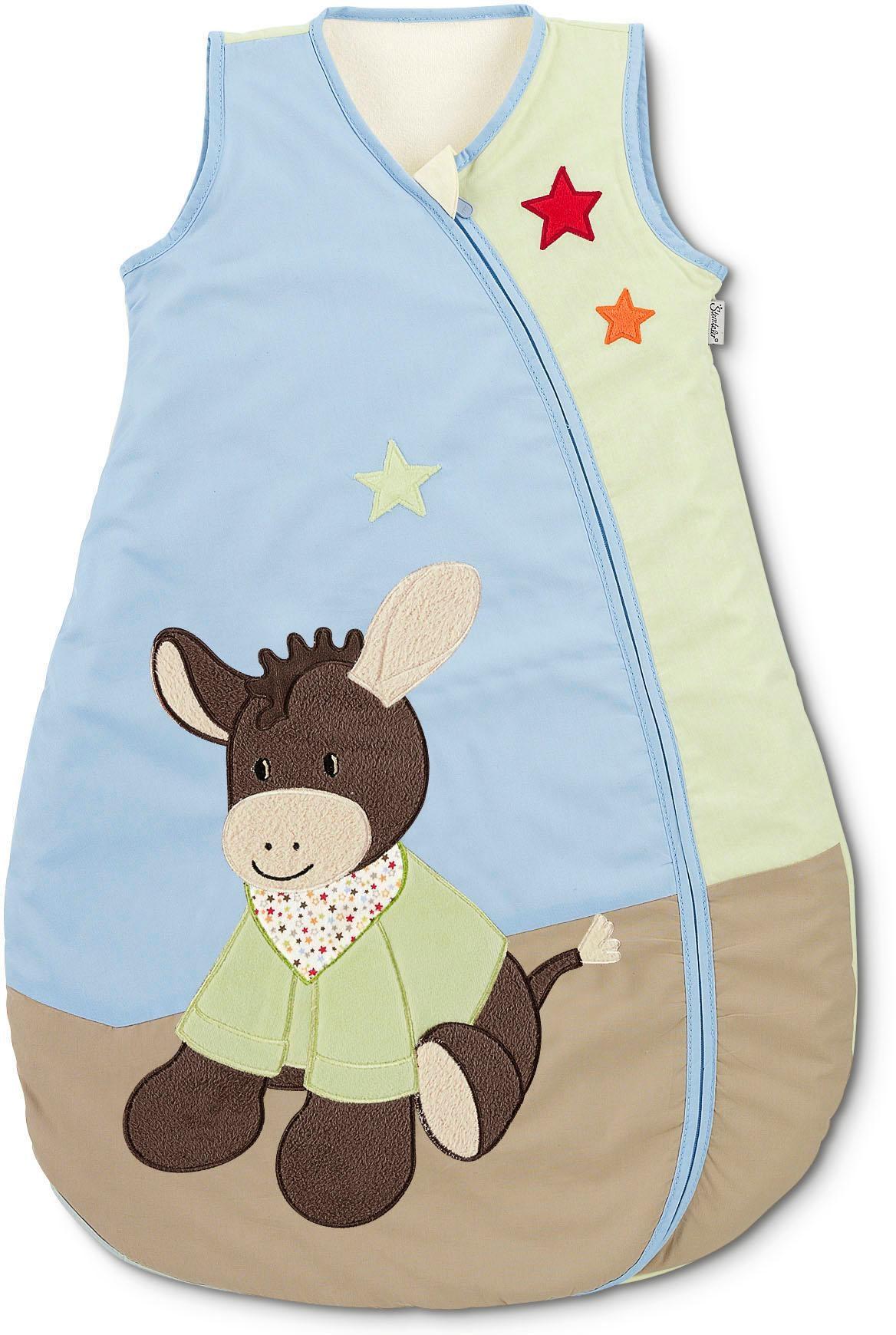 Sterntaler Babyschlafsack Emmi (( 1-tlg )) | Baumarkt > Camping und Zubehör > Schlafsäcke | Bunt | Baumwollstoff | Sterntaler
