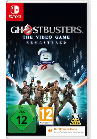 Ghostbusters The Video Game Remastered Nintendo Switch kaufen