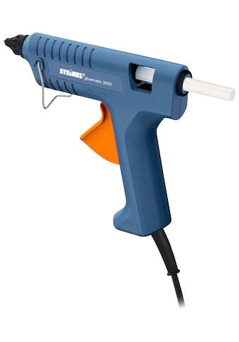 steinel Heißklebepistole »Gluematic 3002«, wechselbare Düsen, inkl. 3 Klebesticks ∅ 11 mm kaufen