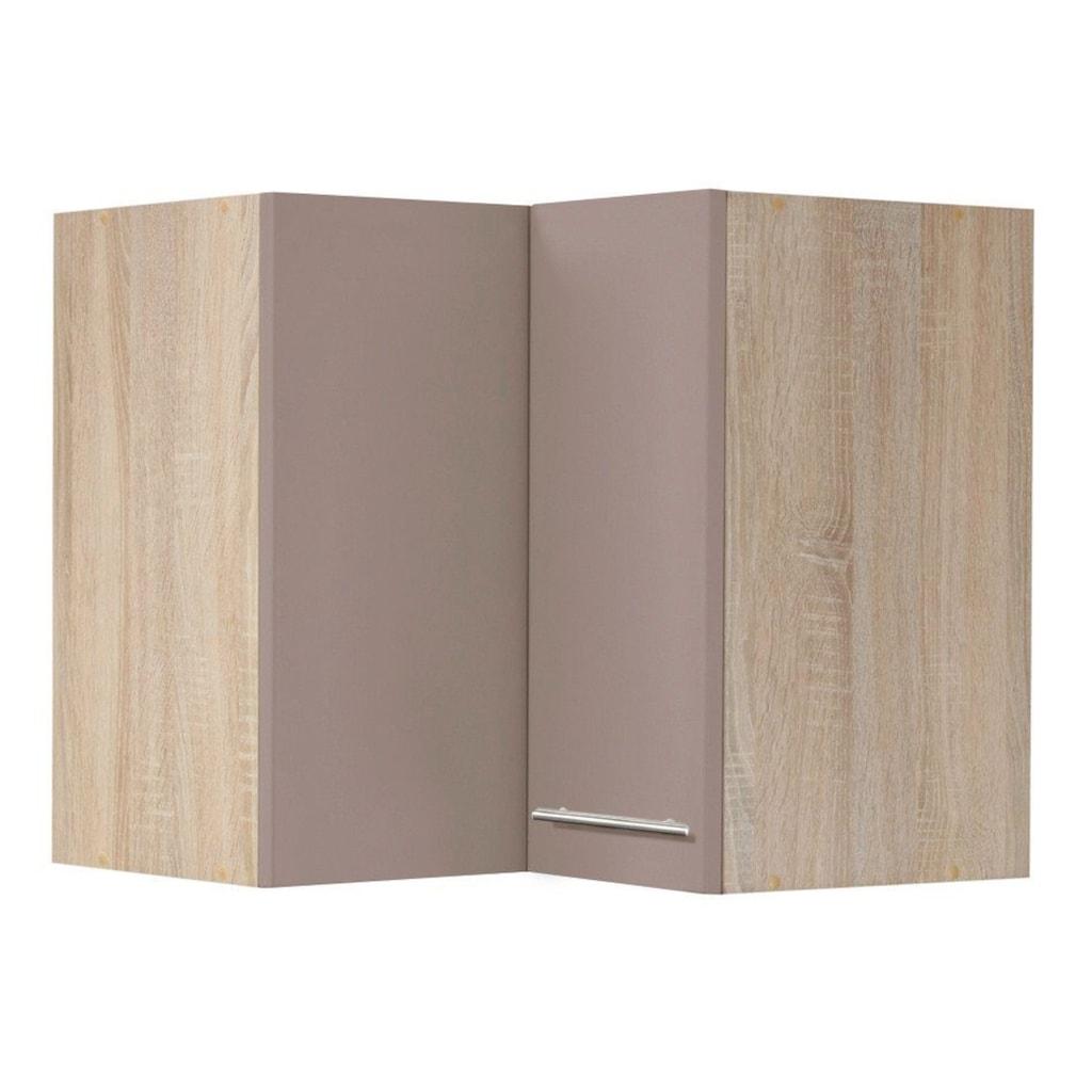 wiho Küchen Eckhängeschrank »Montana«, 60 cm breit