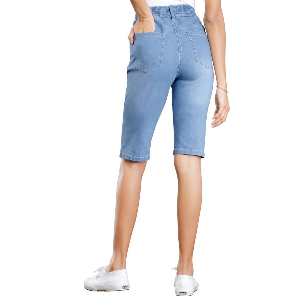 Classic Basics Jeansbermudas
