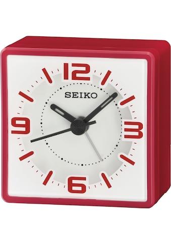 Seiko Quarzwecker »Seiko Wecker LumiBrite, QHE091R« kaufen