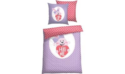 Baby Born Kinderbettwäsche »Hug me«, mit Digitaldruck kaufen