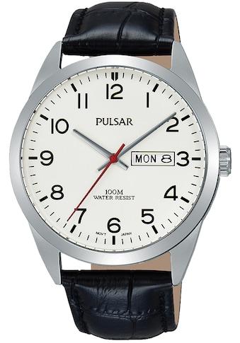 Pulsar Quarzuhr »Pulsar Quarz, PJ6065X1« kaufen