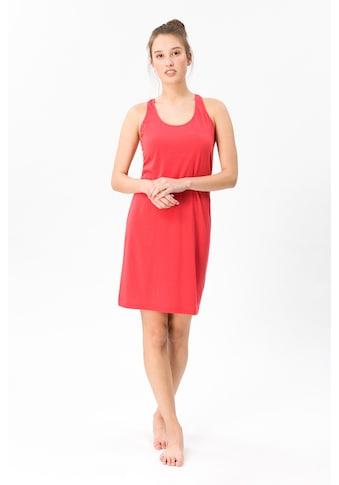 SUPER.NATURAL Sommerkleid »W ESSENTIAL RACER DRESS« kaufen