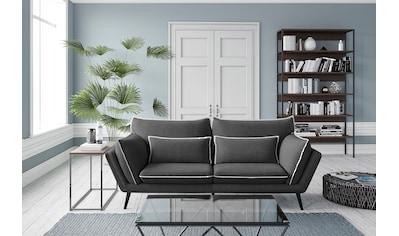 Leonique Sofa »Leano«, 3-Sitzer, ausgezeichnet mit dem GERMAN DESIGN AWARD SPECIAL 2021 kaufen