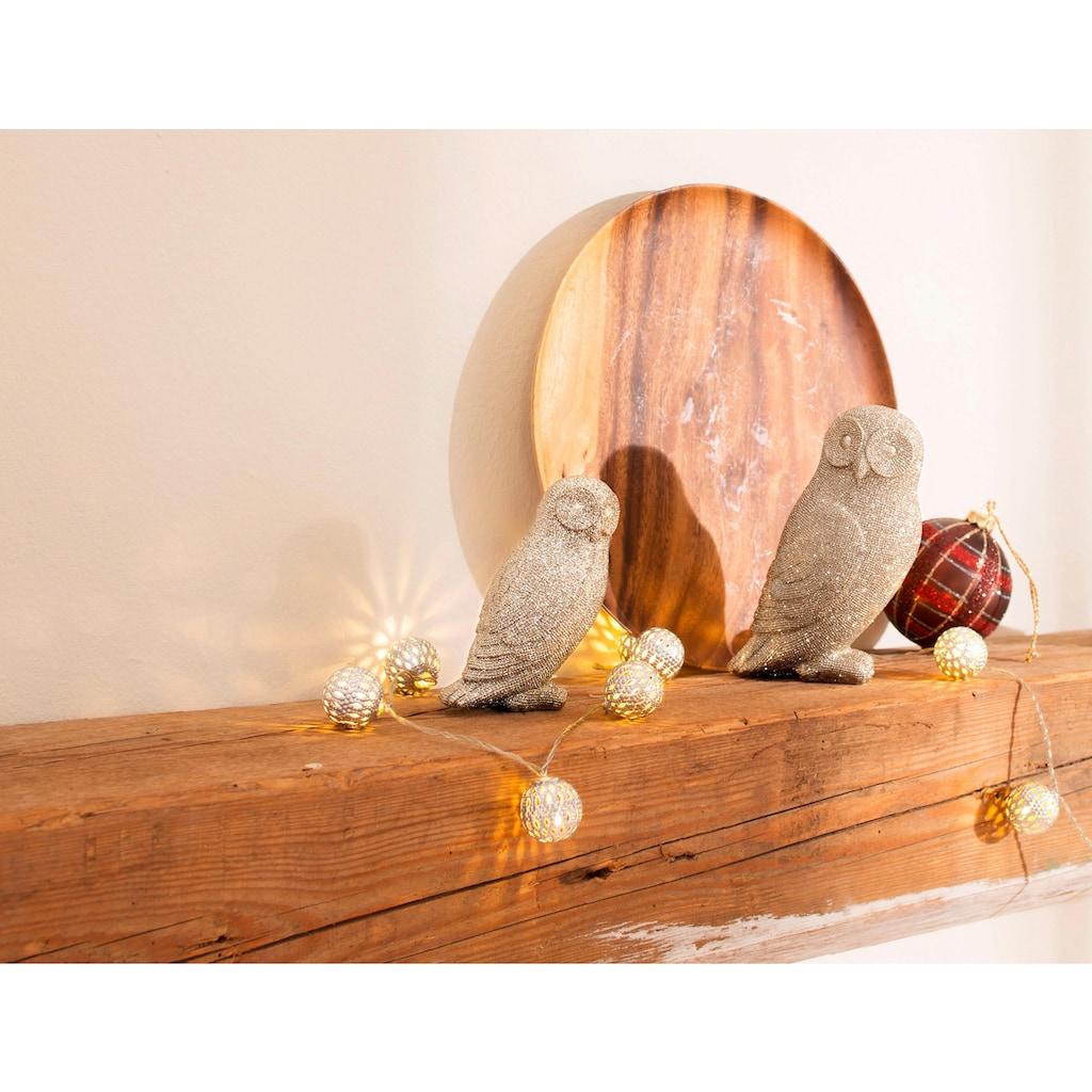 CHRISTMAS GOODS by Inge Tierfigur »Eule«