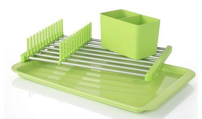 Ruco Geschirrständer, Kunststoff, inkl. Besteckkorb kaufen