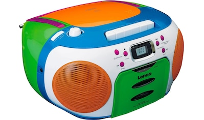Lenco Stereo-CD Player »SCD-971«, UKW-Radio kaufen
