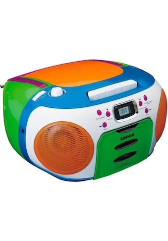 Lenco »SCD - 971« Stereo - CD Player (UKW - Radio) kaufen