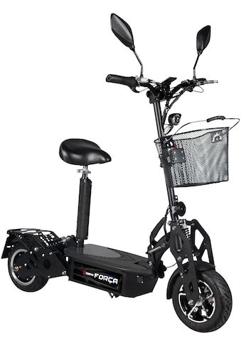 Forca E-Scooter »Forca Elektroroller Camper Basic 20 km/h Basic mit Nabenmotor« kaufen