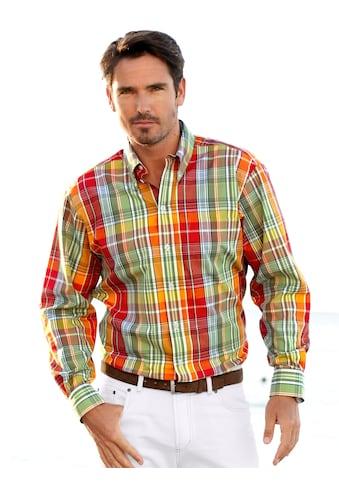 Babista Langarmhemd, in sommerlichem Farbmix kaufen