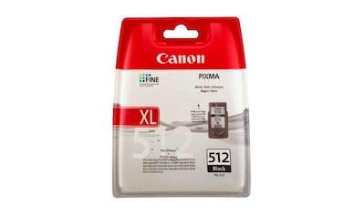 Canon »PG - 512 Original Schwarz 2969B001« Tintenpatrone kaufen