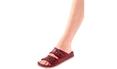 Mubb Pantolette mit Laufsohle aus PU kaufen