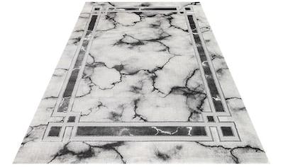 Festival Teppich »Opal 730«, rechteckig, 12 mm Höhe, Hoch-Tief-Effekt, Marmor Optik,... kaufen