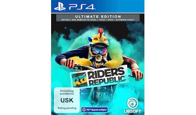 Riders Republic Ultimate Edition PlayStation 4 kaufen
